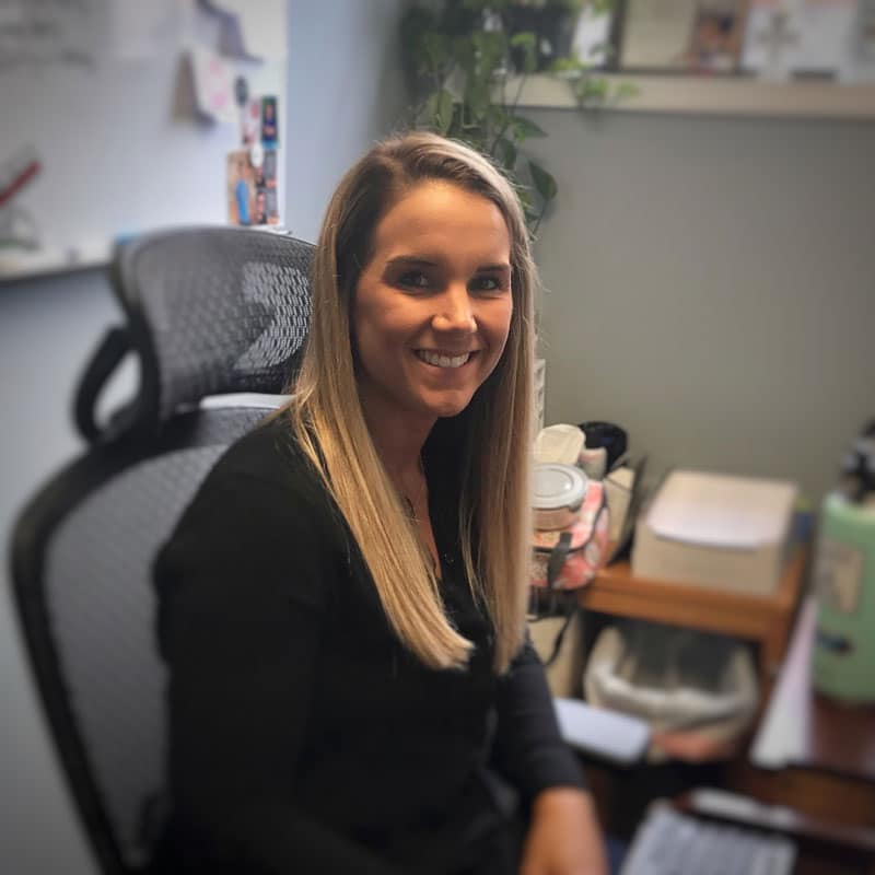 Misty Oliver is AP & AR Administrator at the southeast's best commercial roofing company - Benton Roofing