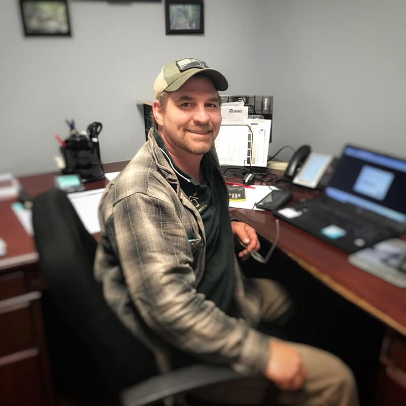 Travis Jones is the Repair Manager at the southeast's best commercial roofing company - Benton Roofing