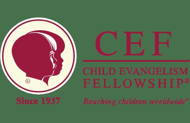 Child Evangelism Fellowship logo