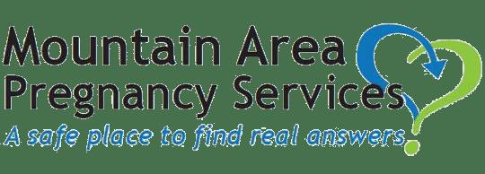 Mountain Area Pregnancy Services logo