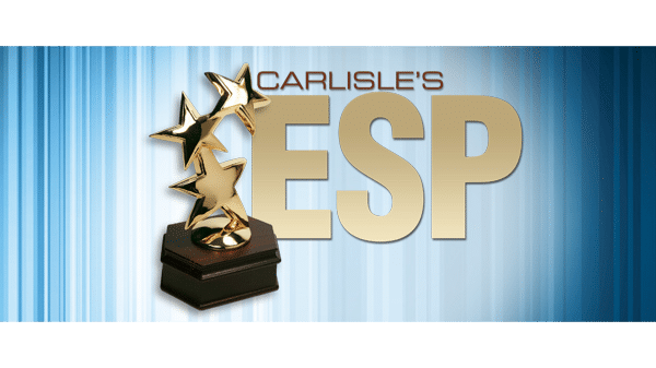 Carlisle ESP award for Benton Roofing