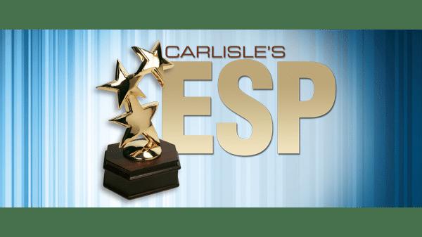 Carlisle ESP award for Benton Roofing