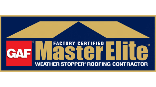 Benton Roofing is a factory certified Master Elite Weather Stopper Roofing Contractor