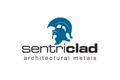 Sentriclad architectural metals logo