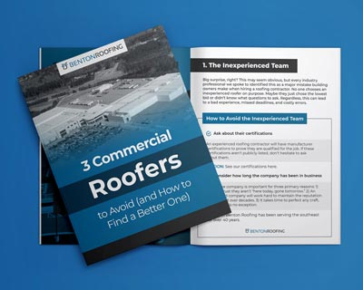3 commercial roofers to avoid and how to find a better one