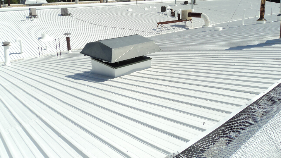 The Different Types of Industrial Roof Drainage Systems