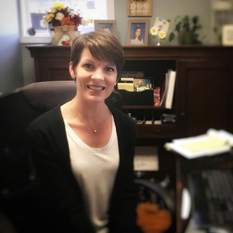 Amanda Bowen is the Market Manager at Benton Roofing in Hendersonville NC